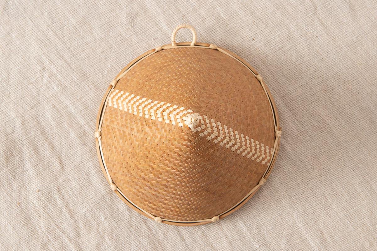 大分県/真竹(炭化竹)・籐(とう) コーヒドリッパー