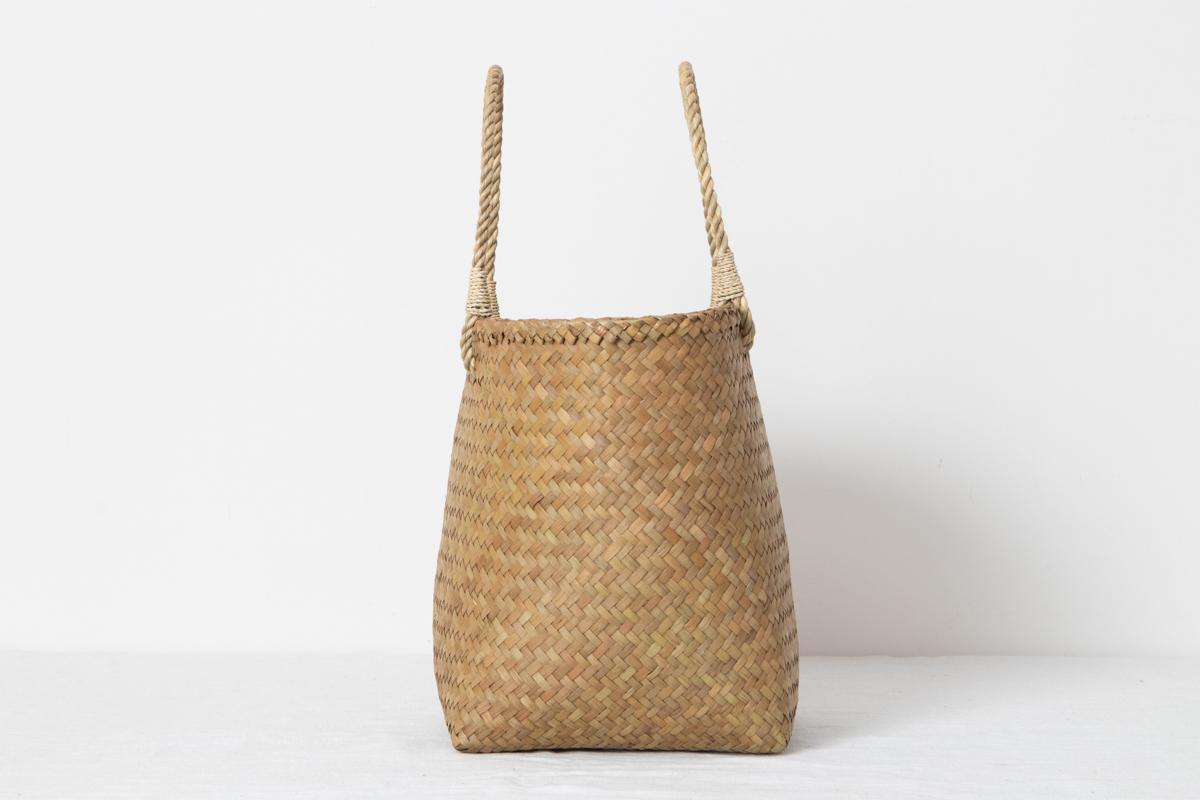 タイ/カチュー(水草) かごバッグ