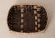 岩手県/くるみ 整理かご 浅 大 表皮市松 裏皮入りのサムネイル画像