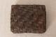 岩手県/くるみ 整理かご 中 総裏皮市松のサムネイル画像