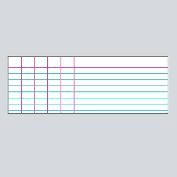 測量野帳 レベルブック (10冊入)