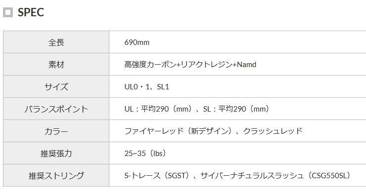 GEO70S ジオブレイク70S 後衛向けソフトテニスラケット ファイヤーレッド(569) GEOBREAK 70S 20年12月中旬発売予定