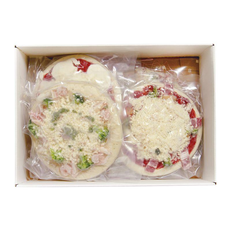 北海道チーズピザ3枚 450017(送料無料)【直送品】【Y便】