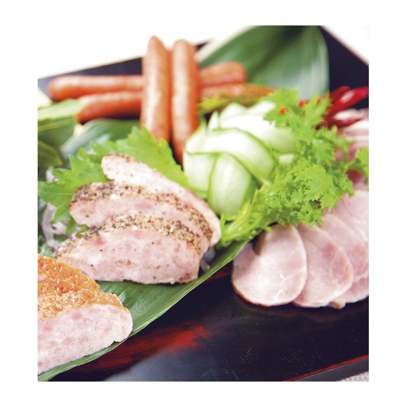 日本ハム 九州産 黒豚ギフト (送料無料)