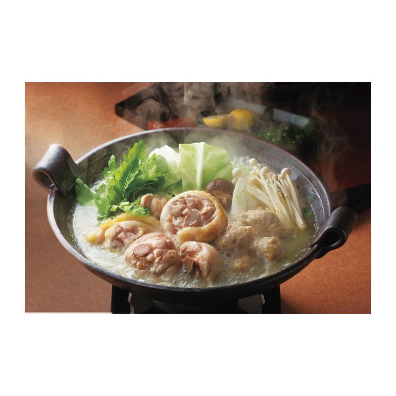 博多華味鳥 水炊きセット<約3人分> (送料無料)