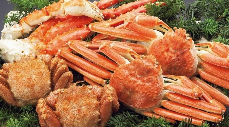 新・三大茹で蟹セット(送料無料)