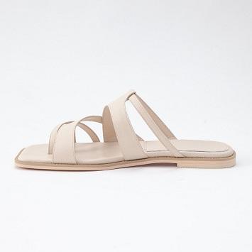 SALE【SMIRNASLI】Flat Sandals/フラットサンダル(送料無料)