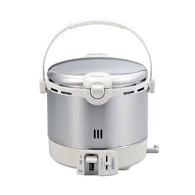 パロマ ステンレスタイプ ガス炊飯器 (1合〜5合) (プロパンガス用LPG)(送料無料)