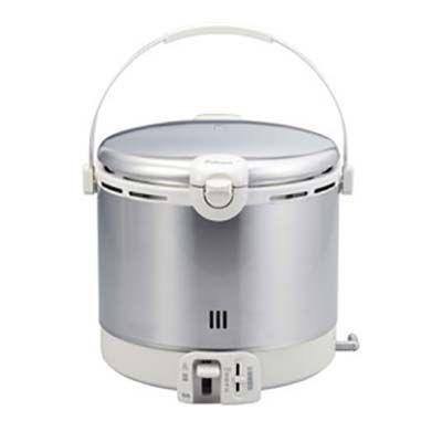 パロマ ステンレスタイプ ガス炊飯器(2合〜10合) (プロパンガス用LPG)(送料無料)