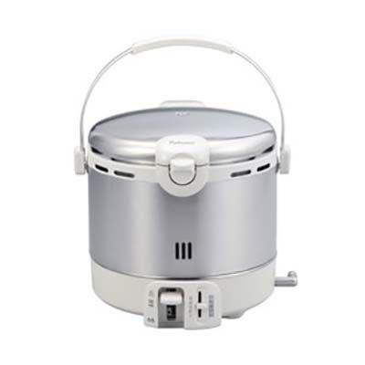 パロマ ステンレスタイプ ガス炊飯器 (1合〜5合) (都市ガス用12A・13A)(送料無料)