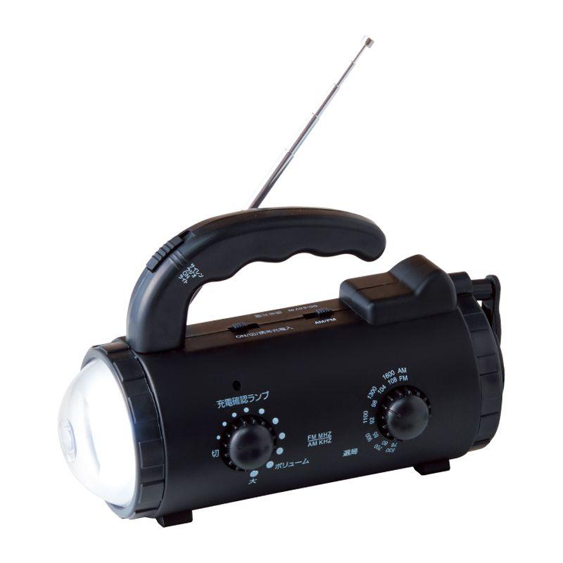 多機能ラジオライト (送料無料)