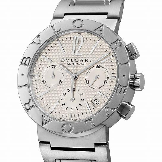 BVLGARI ブルガリ ブルガリブルガリ BB38WSSDCH メンズ腕時計 (送料無料)