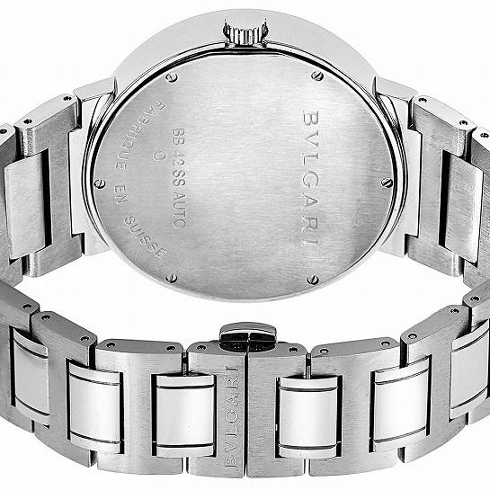 UBVLGARI ブルガリ ブルガリブルガリ BB42WSSD ATO メンズ腕時計 (送料無料)