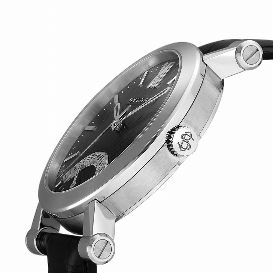 BVLGARI ブルガリ SB42BSLDR メンズ腕時計 (送料無料)