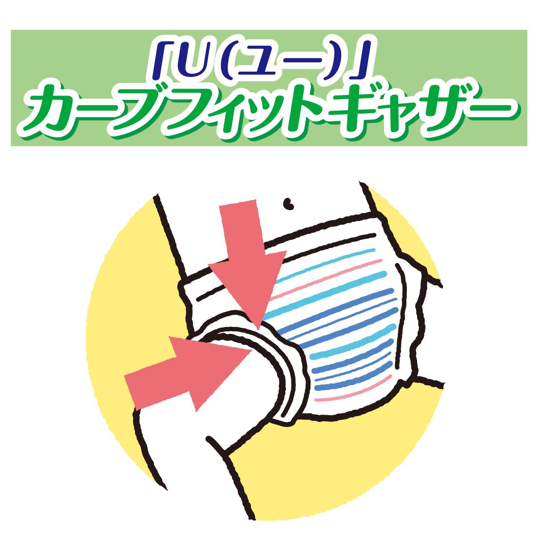 グーン ナイトジュニアパンツ14枚×6パック【853988】【ケース販売】