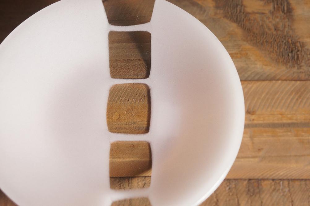 サブロウ 丸鉢(中c) さくら