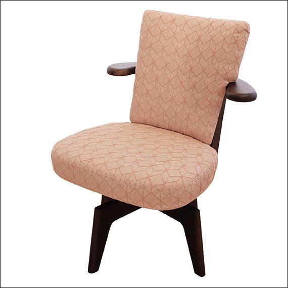 椅子 ショートアームNW/SG 【ダイニングこたつ用】