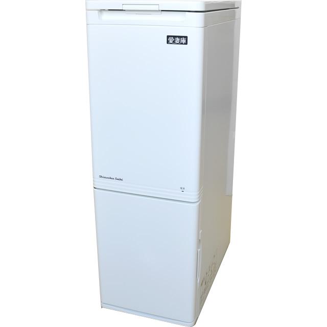 31kg冷える米びつ「愛妻庫」 KSX-31 静岡製機白米計量保冷庫