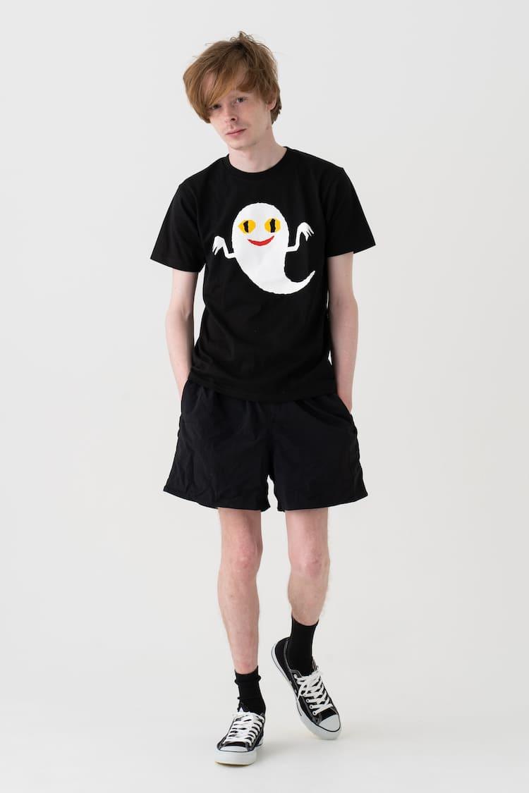ねないこだれだ おばけTシャツ【SPACExせなけいこ】