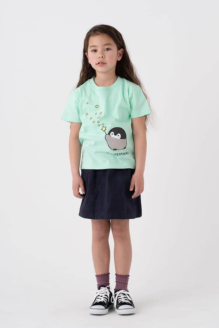 コウペンちゃん Tシャツ スターダスト kids メロン