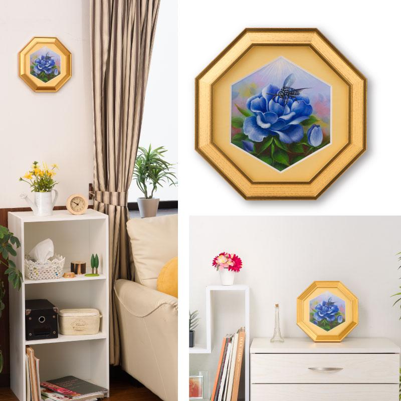 『幸せの青い蜂ブルービー』【全体運の向上】
