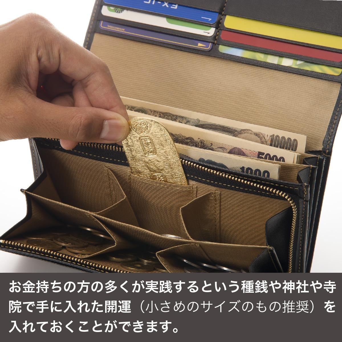 お金に個室を与える財布 ≫  LMW ベーシックブラック