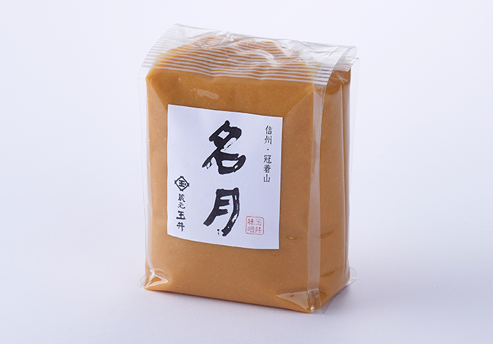 名月味噌 1kg袋 15406
