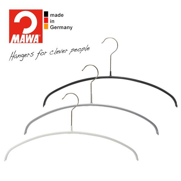 MAWAハンガー(マワハンガー)エコノミック 36P (ブラック/シルバー/ホワイト/アクアブルー)