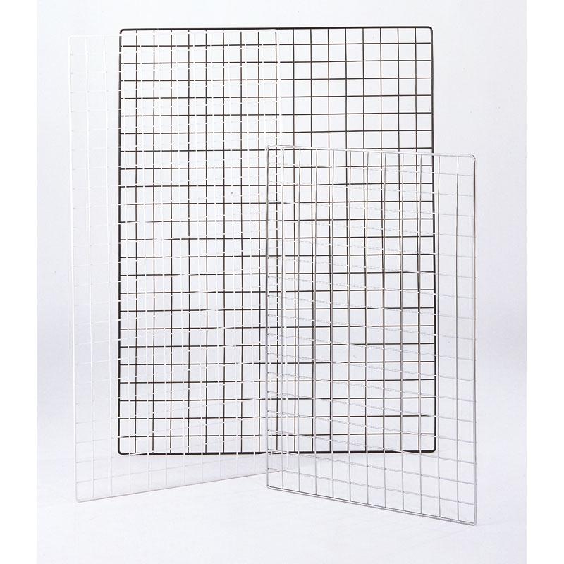限定数量 処分価格 ディスプレイメッシュ(ネット)パネル 450×900 白