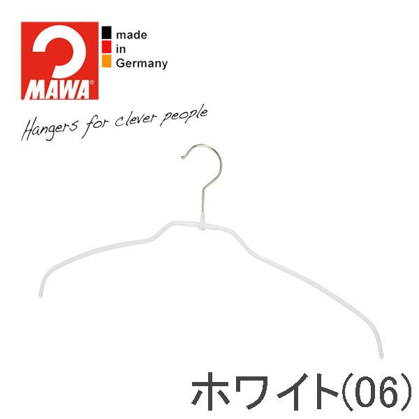 MAWAハンガー(マワハンガー)シルエットライト 42FT 10本セット (ブラック/シルバー/ホワイト/アクアブルー)【SET_10】