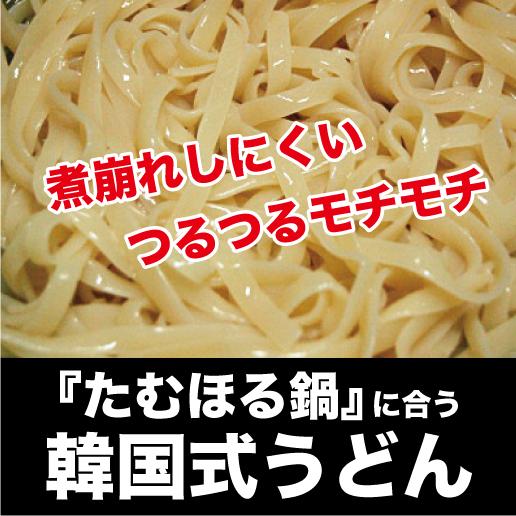 たむほる特製てっちゃん鍋セット(2〜3人前)