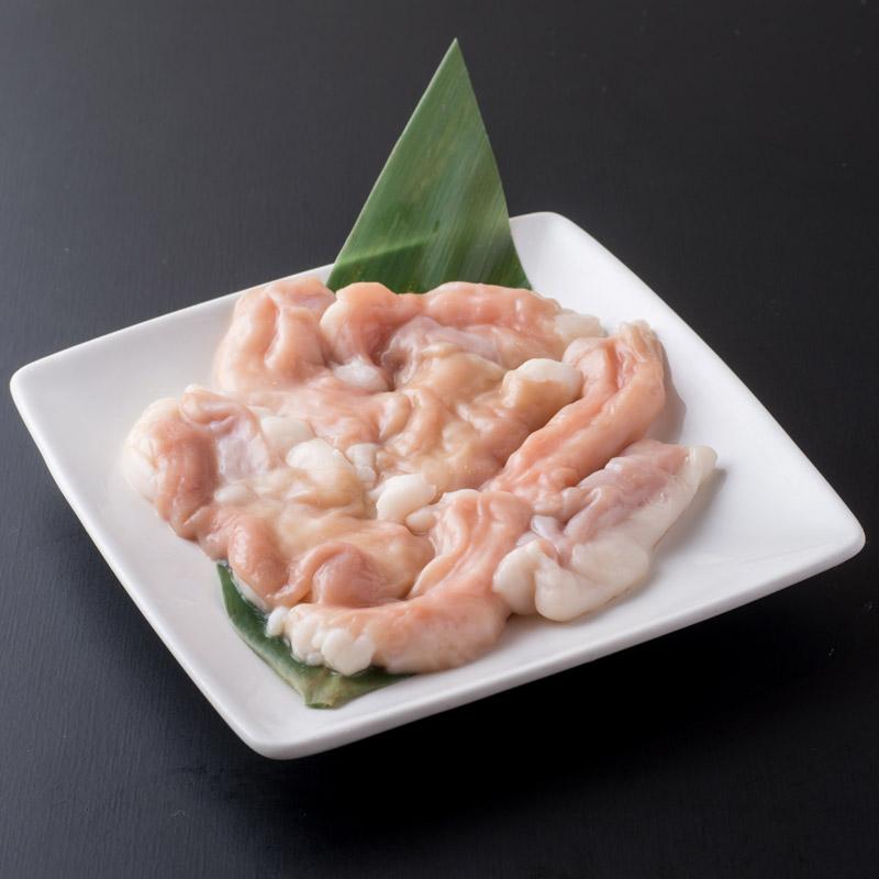 たむほるの国産コプチャン(小腸)200g(100g×2個)(ホルモン・もつ鍋・焼肉にも)