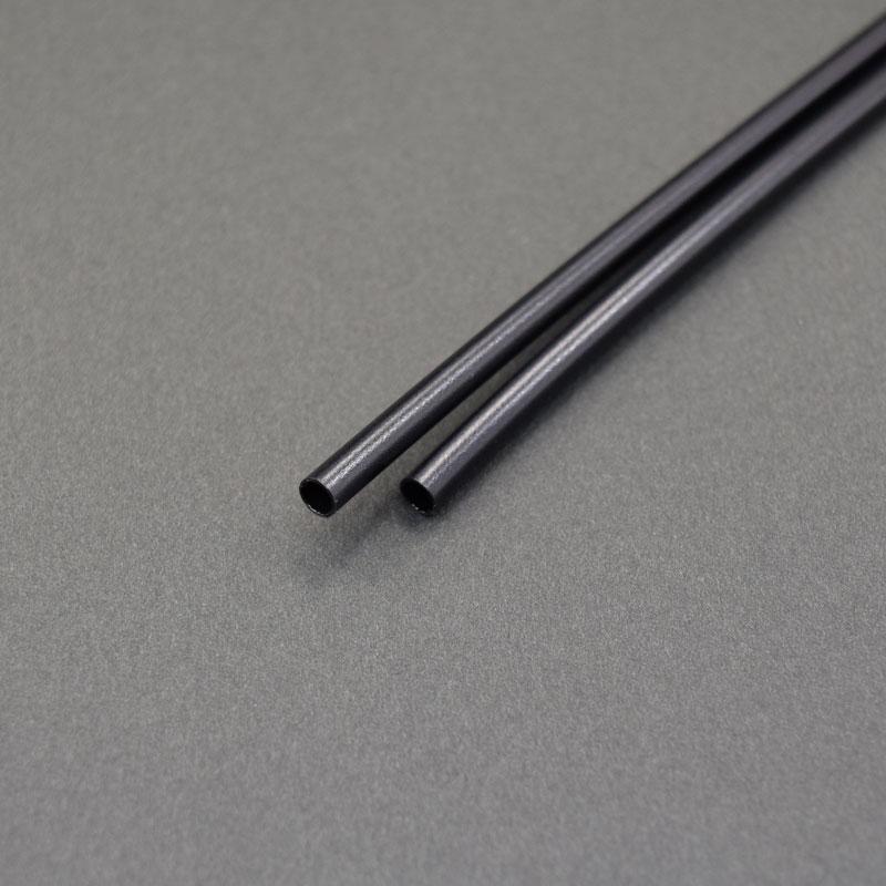 スミチューブW3C・3/16inchサイズ/黒 1.22m×5本セット