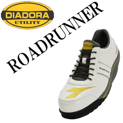RR-11 ROADRUNNER ホワイト 【DIADORA(ディアドラ)】