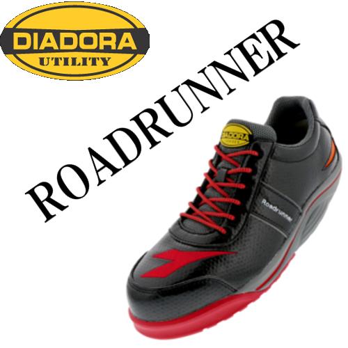 RR-22 ROADRUNNER ブラック 【DIADORA(ディアドラ)】