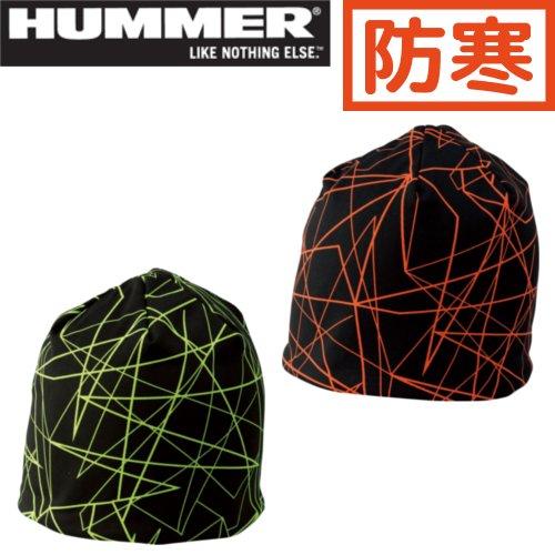 917-50 HUMMER 発熱防風キャップ 【アタックベース】