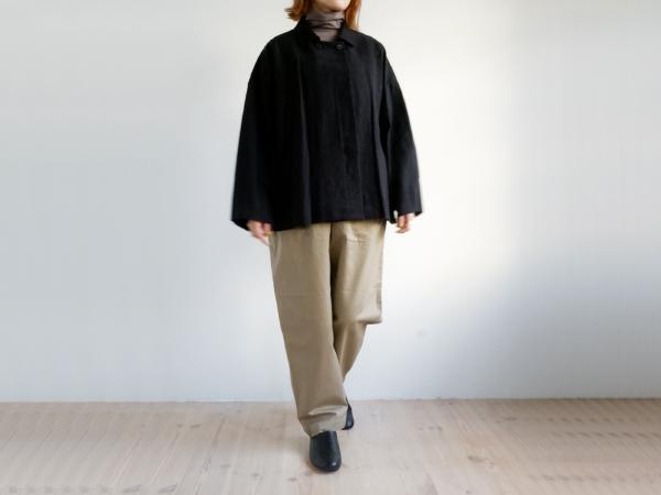 休日と詩 カナデショートジャケット