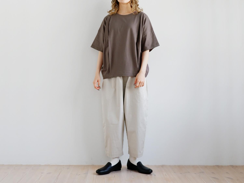 """オローネ シリシリカットソー""""5分袖"""""""