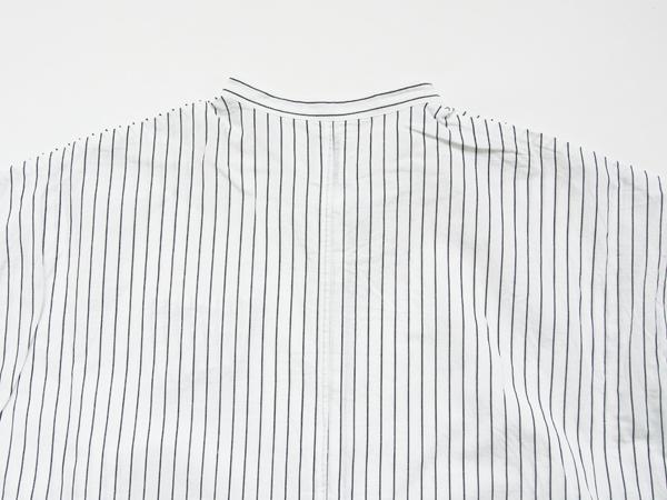 """【30%OFF】 休日と詩 ユラリロングシャツ""""5分袖"""""""