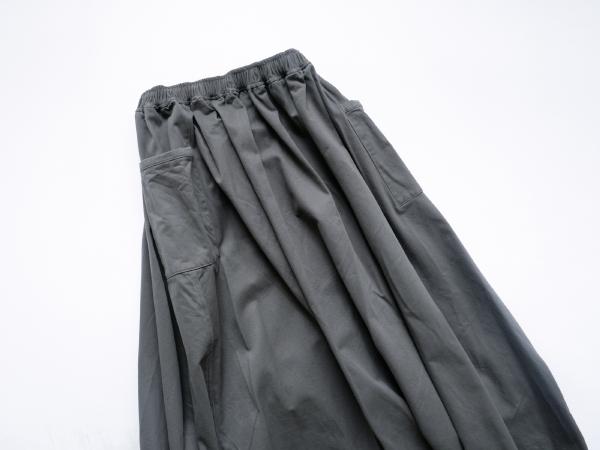 休日と詩 ボンボンスカート