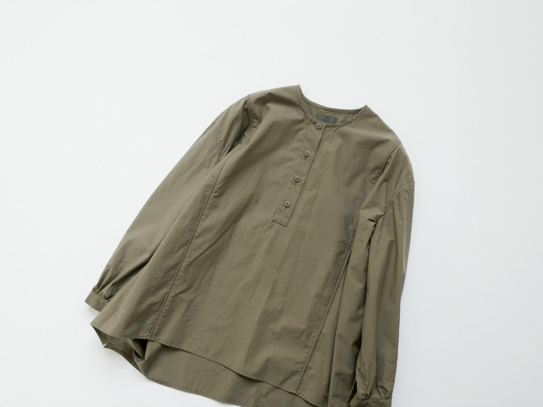 オローネ グリーンハウスシャツ