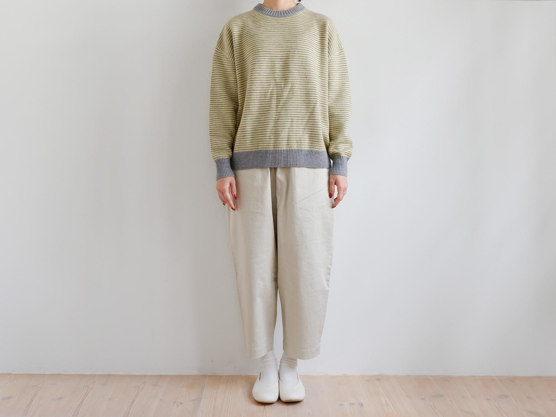 休日と詩 モーニングセーター