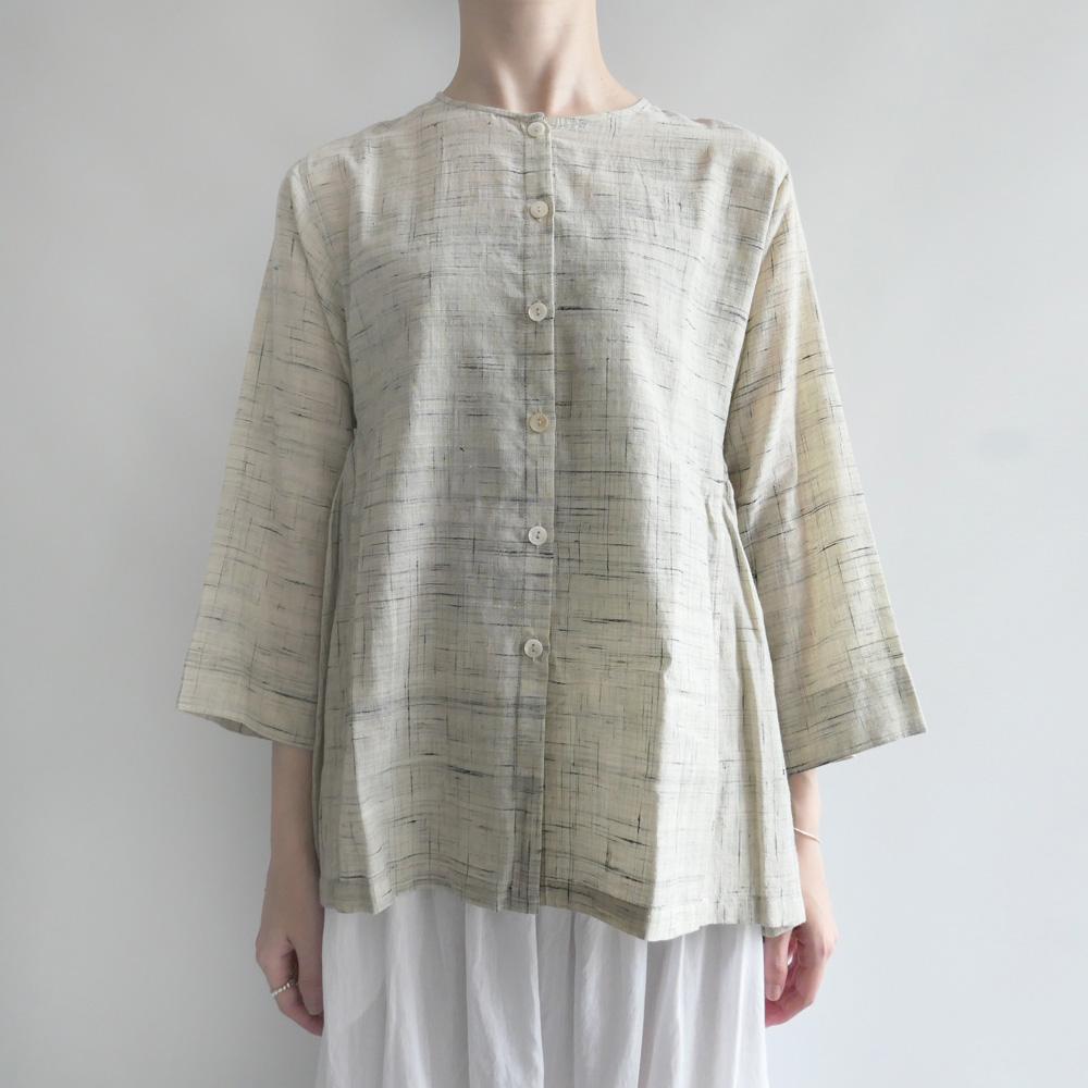 ネルークマール NEERU KUMAR : Cotton blouse コットンブラウス