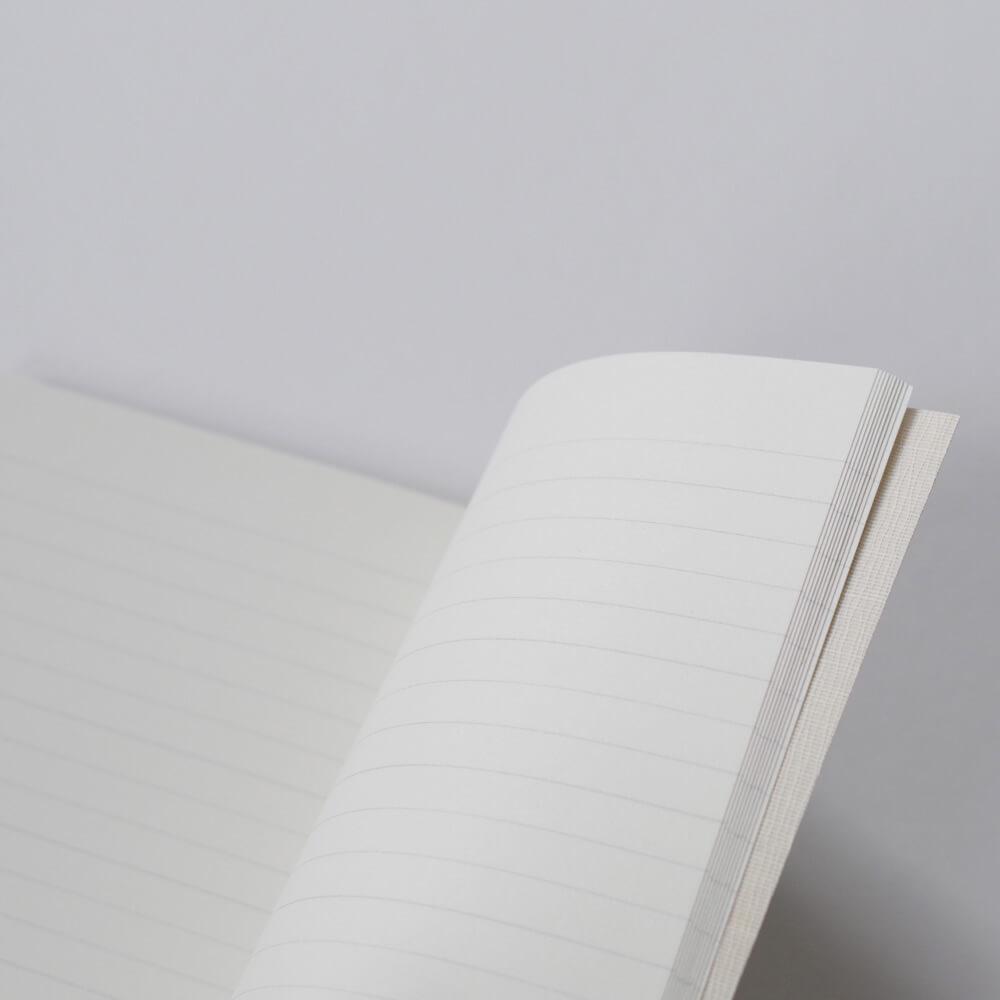 スーキー SUKIE : VINTAGE BUS DESTINATION BLIND NOTEBOOK 8mm罫線 ノートブック(数字)