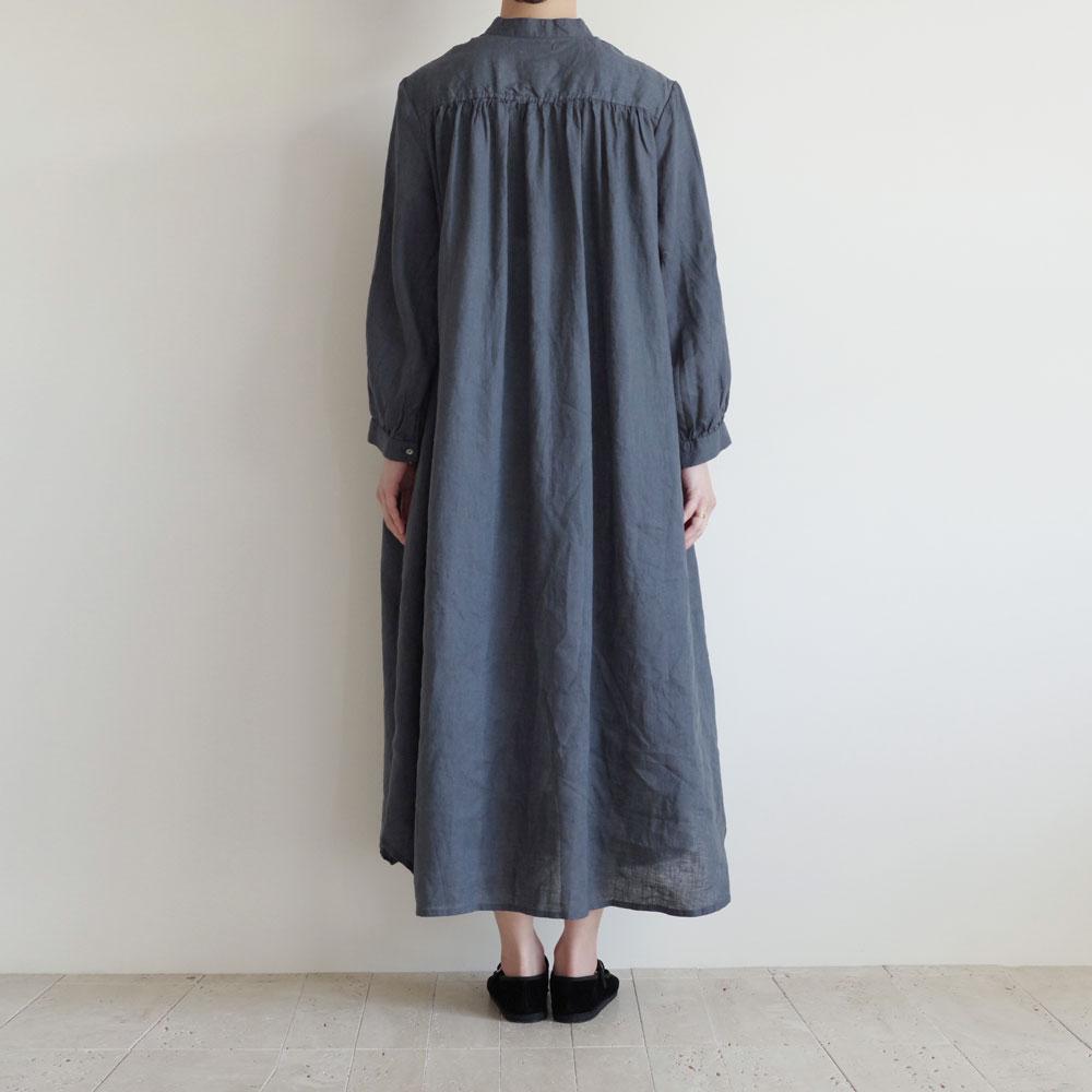 フォグリネンワーク fog linen work : CAROLINE DRESS キャロラインワンピース