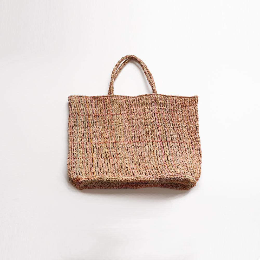 ソフィーディガール Sophie Digard : FICELLE RAPHIA BAG フィセルラフィアバッグ