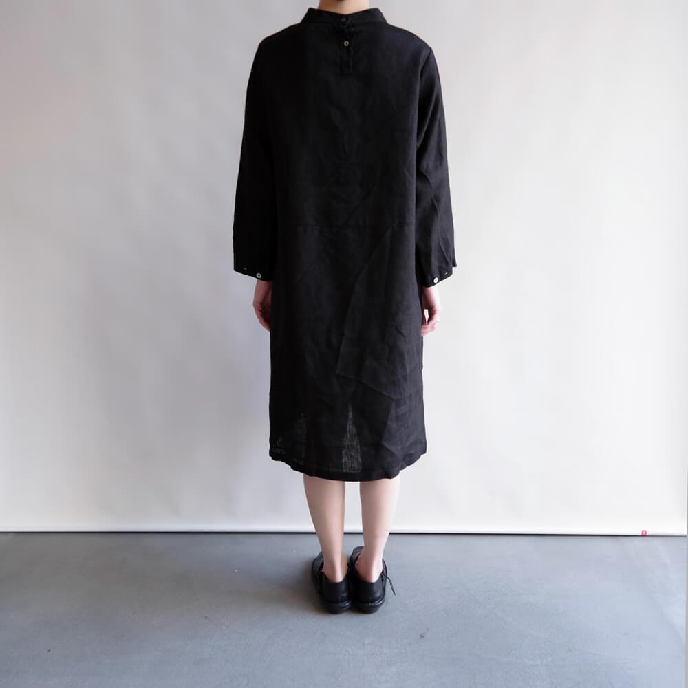 フォグリネンワーク fog linen work : ALLY DRESS アリー ワンピース