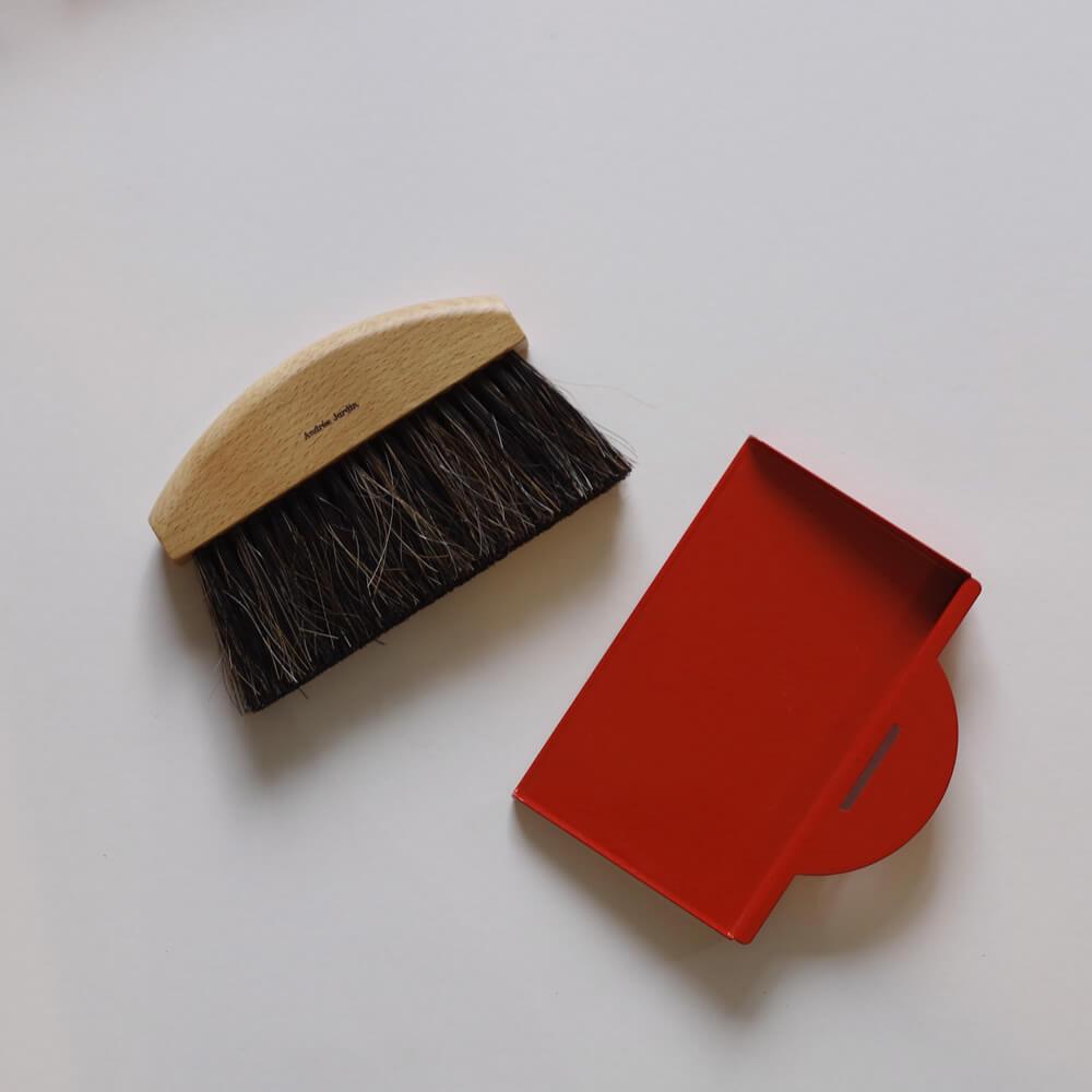 アンドレジャルダン Andree Jardin : table brush set テーブルブラシセット