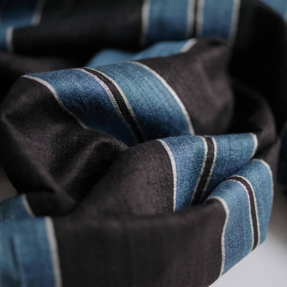 マクテキスタイルズ maku textiles : Dodo ボーダーストール