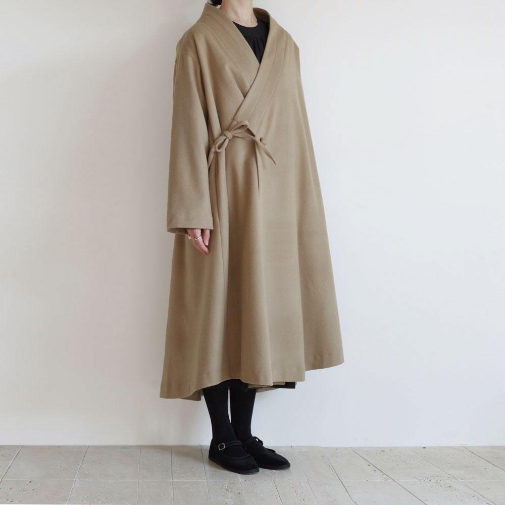 the last flower of the afternoon : ひそやかなる日々のcoat コート